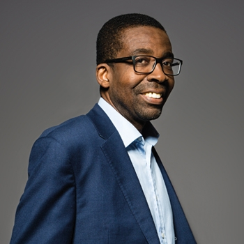Isaac Obeng, Group Financial Controller