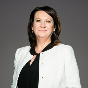 Jane Gill, Group Head of HR